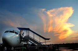 Maskapai Hentikan Penerbangan Bali-Yogyakarta